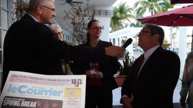 Photo of Les photos du Network du 25 mars 2015 à North Miami Beach