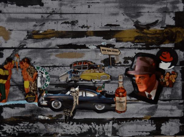 une artiste peintre française à Miami Floride