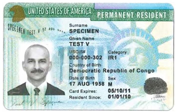 Qu'est ce que la Green Card ?