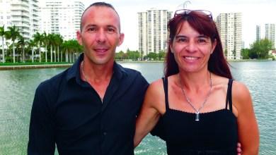 Photo of Pour une rénovation très artistique en Floride: Marco & Véro Francavilla