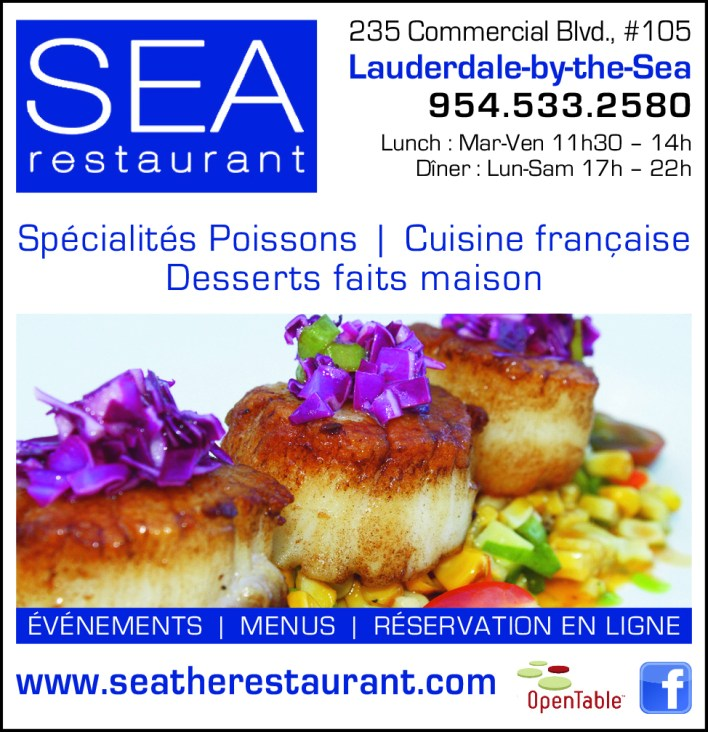 Sea Restaurant Lauderdale-by-the-sea
