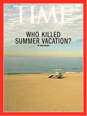 Time who killed summer vacation ?