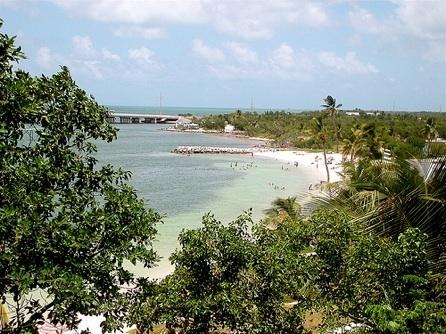 Bahia Honda Keys Floride