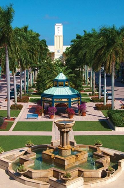Mizner-Park à Boca Raton