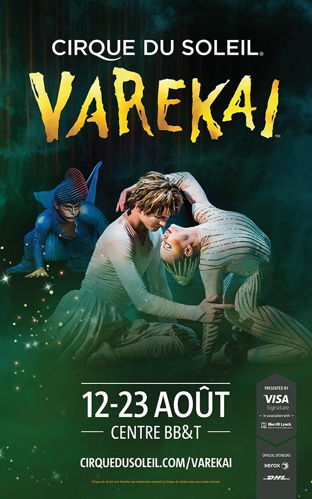 Cirque du Soleil Varekai Miami