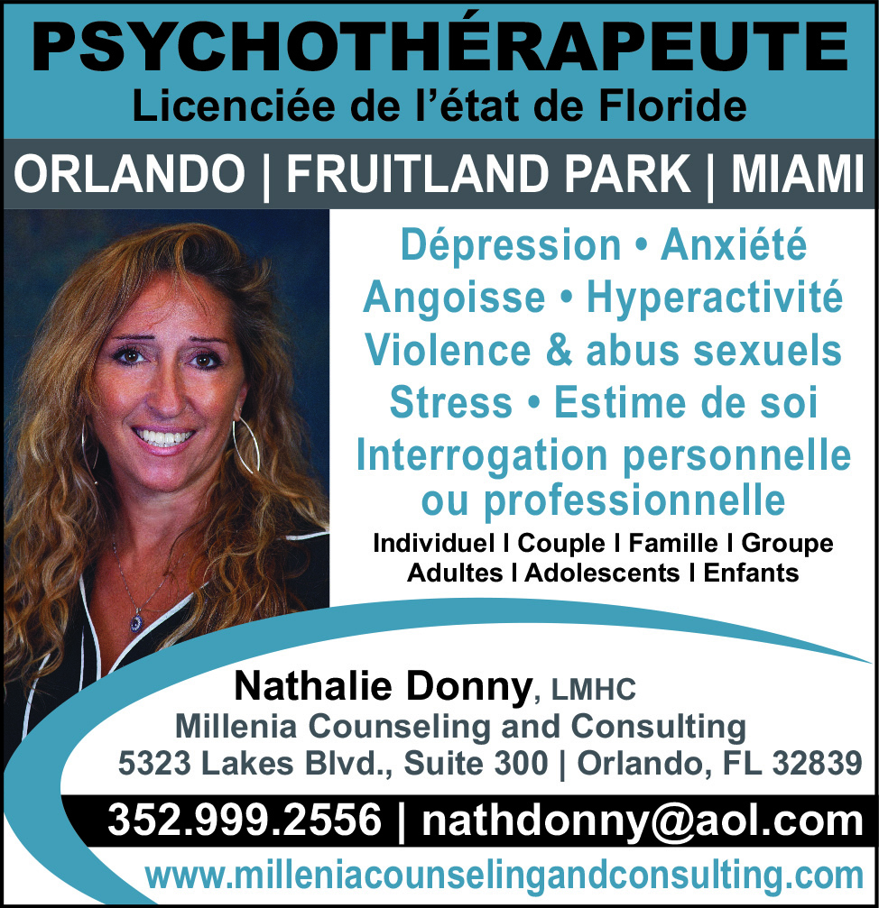 Nathalie Donny Psychotherapeute