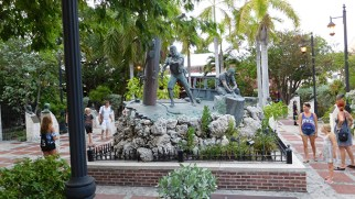 Parc à Key West - Floride