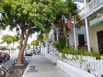 Vieille maison à Key West - Floride