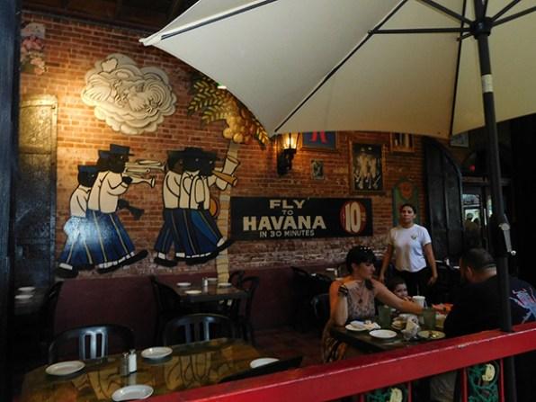 Restaurant à Key West - Floride