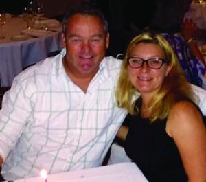 Tim et Ramona McCarthy, les créateurs de Poutine Dog Café à Lake Worth.