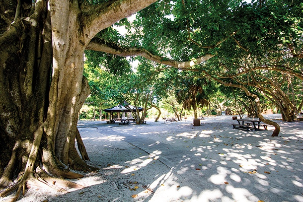 Spanish River Park à Boca Raton