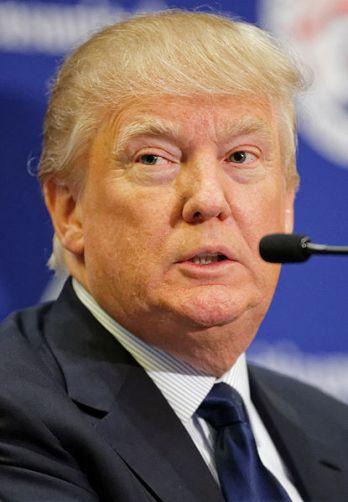 Donald Trump (photo : Michael Vadon - cc-by-sa-2.0)