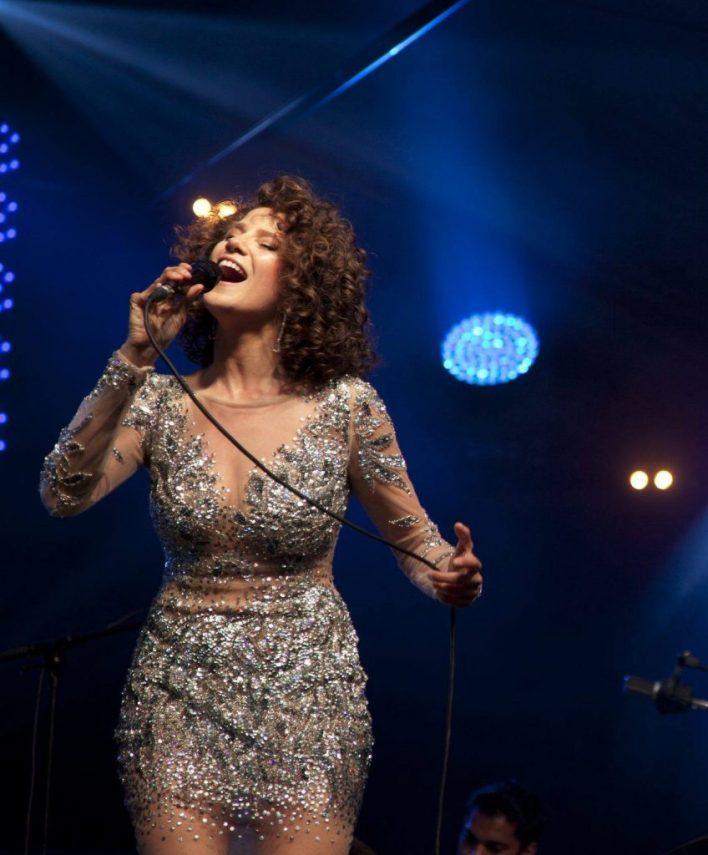 Cyrille Aimée sera en concert à Coral Gables le 29 octobre prochain.