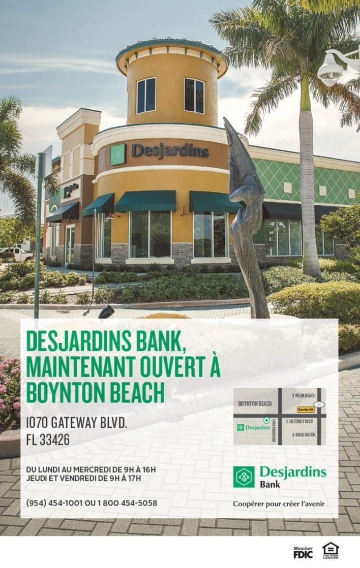 Desjardins-Bank Boynton-Beach