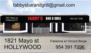 fabbys hollywood restaurant français floride