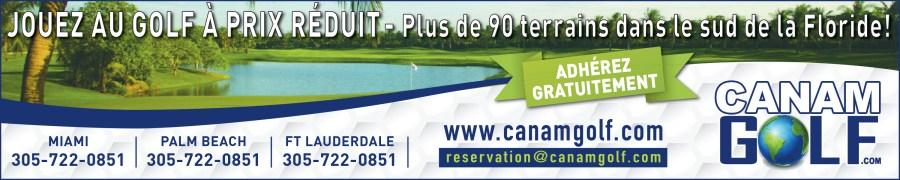 Canam Golf