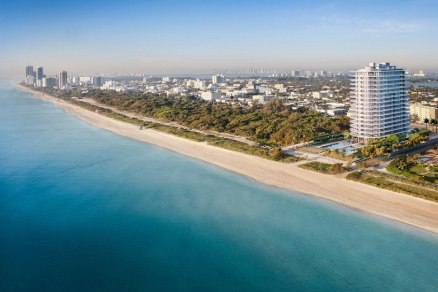 """Eighty Seven Park"" : immobilier à Miami Beach"