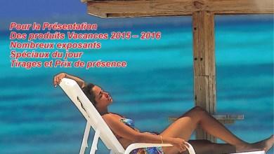 Photo of Go-2 Vacations vous invite à son événement de rentrée 2015-2016