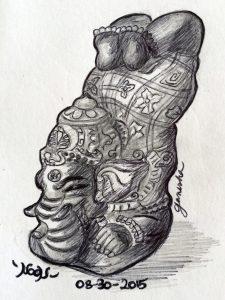 Ganesh par Noon