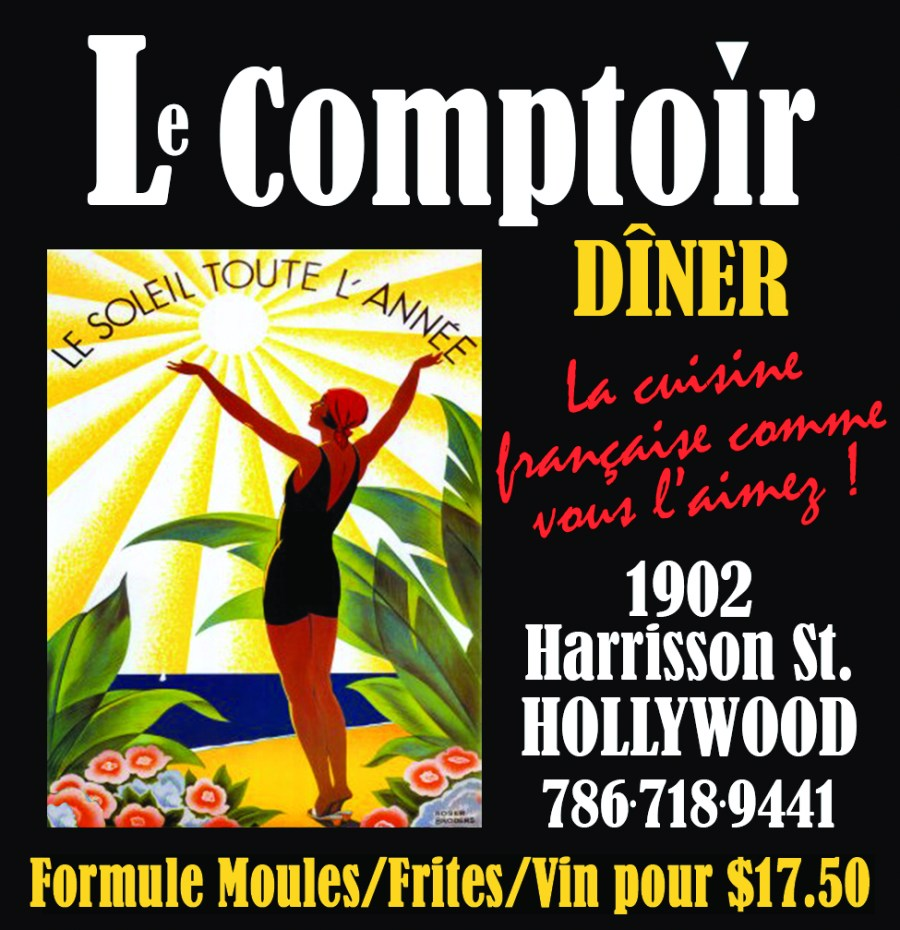 Le Comptoir Hollywood