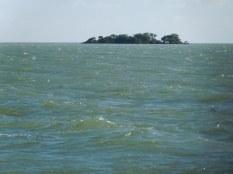 Île Key dans la Florida Bay à Flamingo -Everglades national Park)