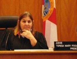 La juge Teresa Mary Pooler, en charge du dossier.