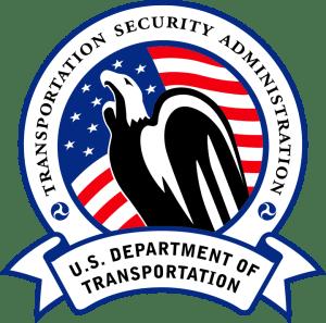 Logo de la TSA