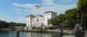 Villa Vizcaya, Miami, Floride