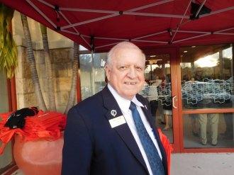 Jerry Taylor, le maire de Boynton Beach.