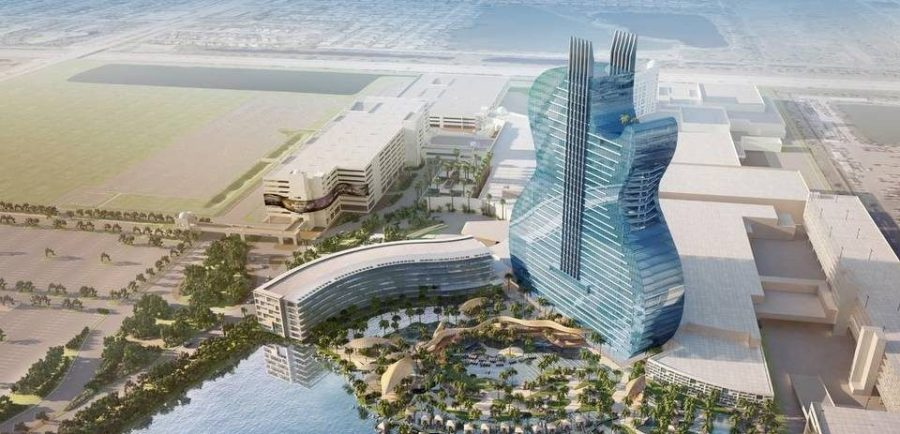 Hotel Hard Rock Casino de Hollywood - Floride
