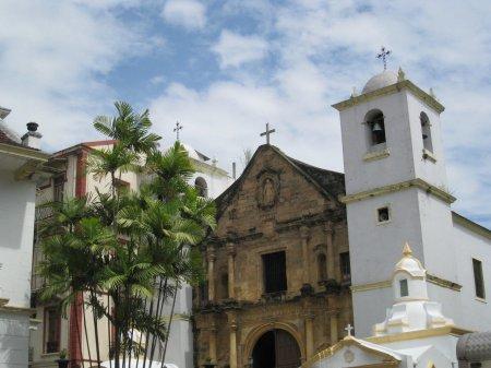 Eglise dans Panama City