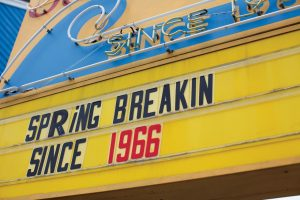 Spring Break Floride