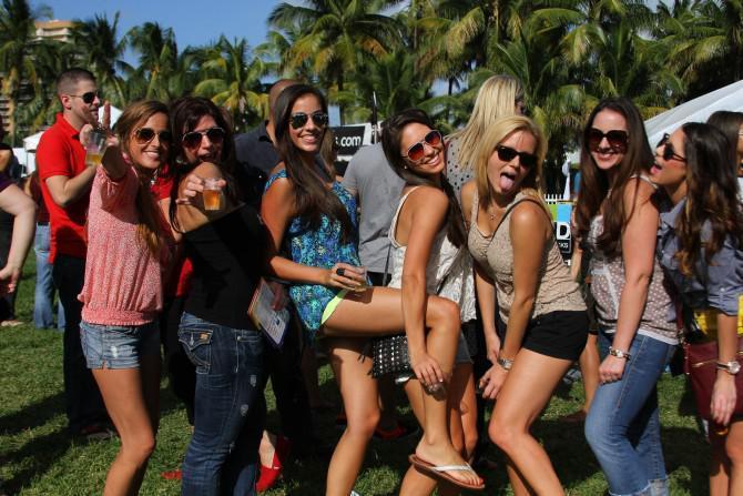 sprung beer festival coconut grove