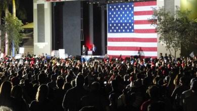 Photo of En Floride avec Donald Trump (élections primaires aux Etats-Unis)