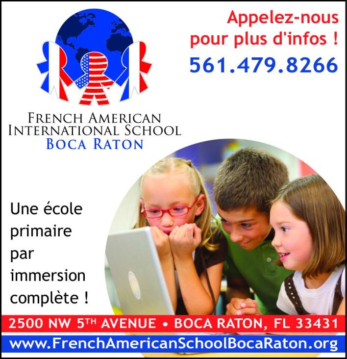 French American School Boca Raton