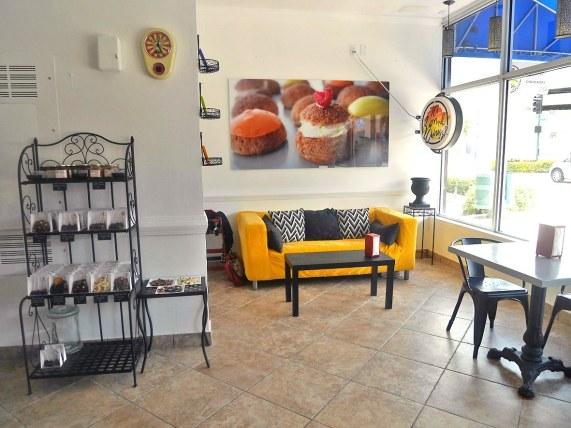 Café La Bonne Adresse à Hollywood-Floride