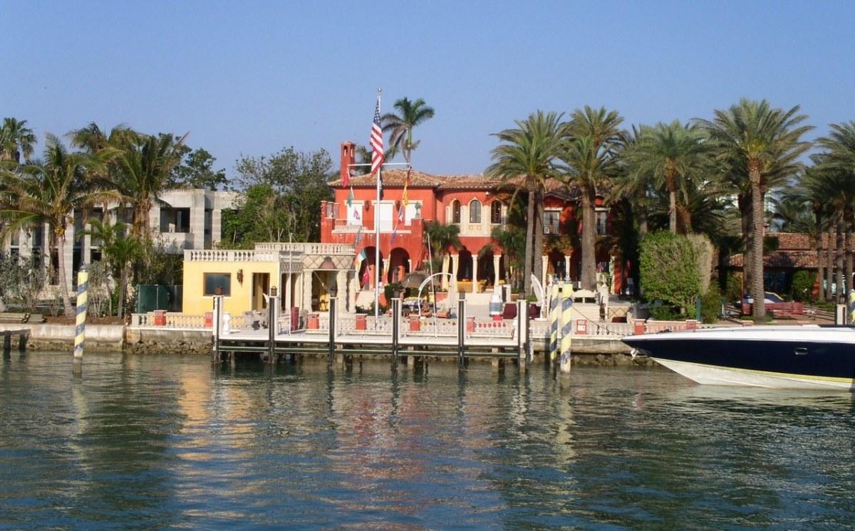 """Visiter Miami par la mer : la """"croisière des Millionnaires"""""""