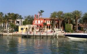 Maison de Julio Iglesias sur Star Island à Miami