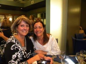 Christine Coil et Lise Wagner