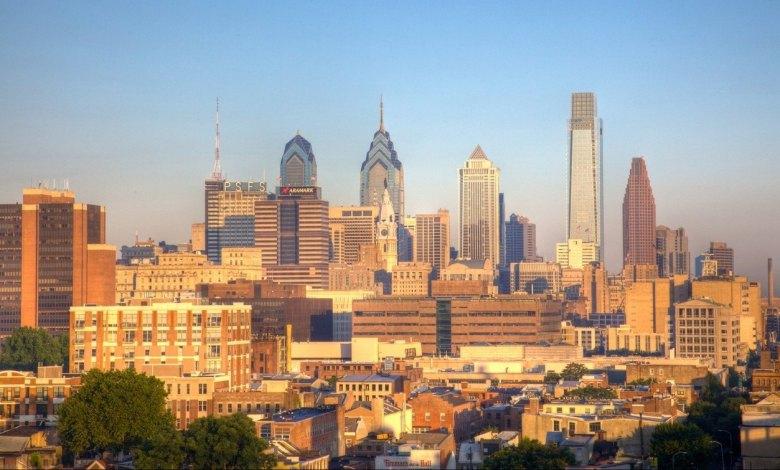 Skyline de Philadelphie