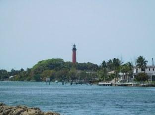 La Loxahatchee River et le phare de Jupiter / Floride