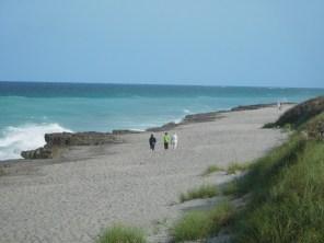 Blowing Rocks à Hobe Sounds / Floride