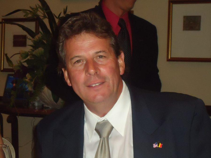 Marc de Vlieger, président du Belgian Club de Floride