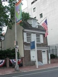 philadelphie Betsy Ross House Cliff1066