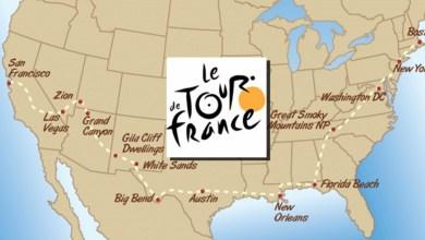 Photo of Le Tour de France 2020 se déroulera intégralement aux USA !
