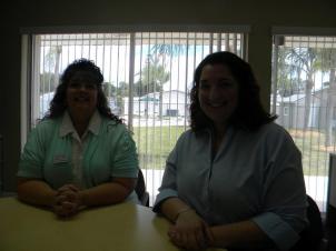 Donna Coffin et Christina