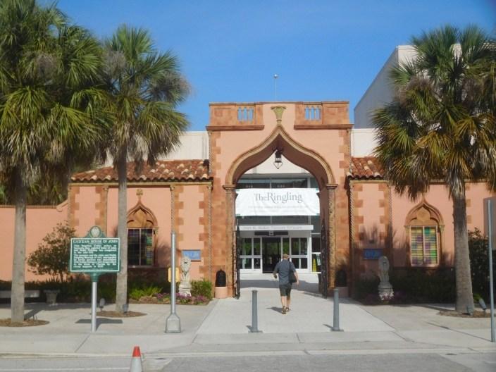 Ringling Museum à Sarasota / Floride