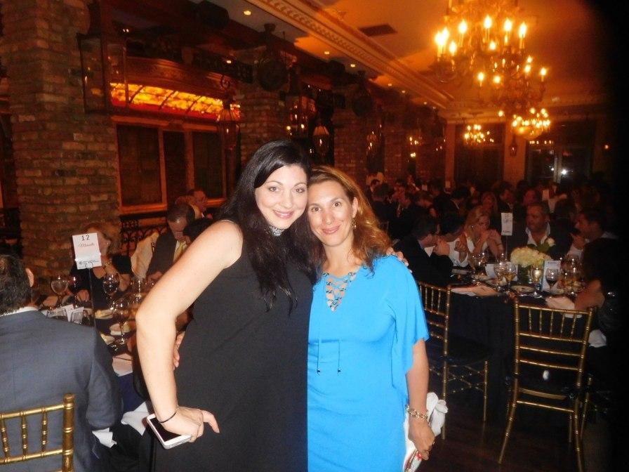 Gala Facc 2016 à Miami : Michèle Fontanière et Me Aline Martin O'Brien.