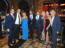Gala Facc 2016 à Miami : autour du député Frédéric Lefebvre.
