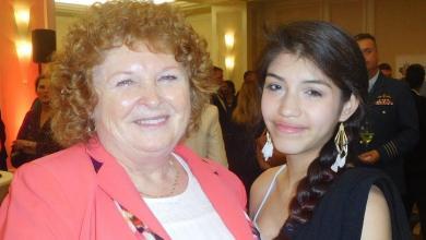 Photo of Susan Harper nouvelle consule du Canada à Miami